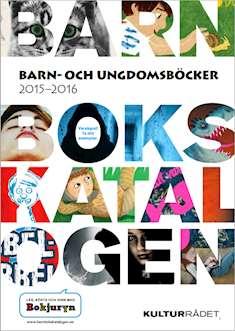 Omslag till barnbokskatalogen 2015