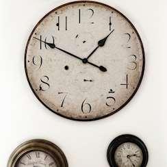 bild på en klocka