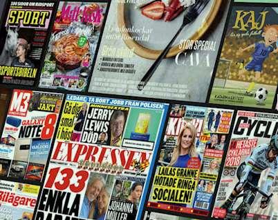 e-tidningar
