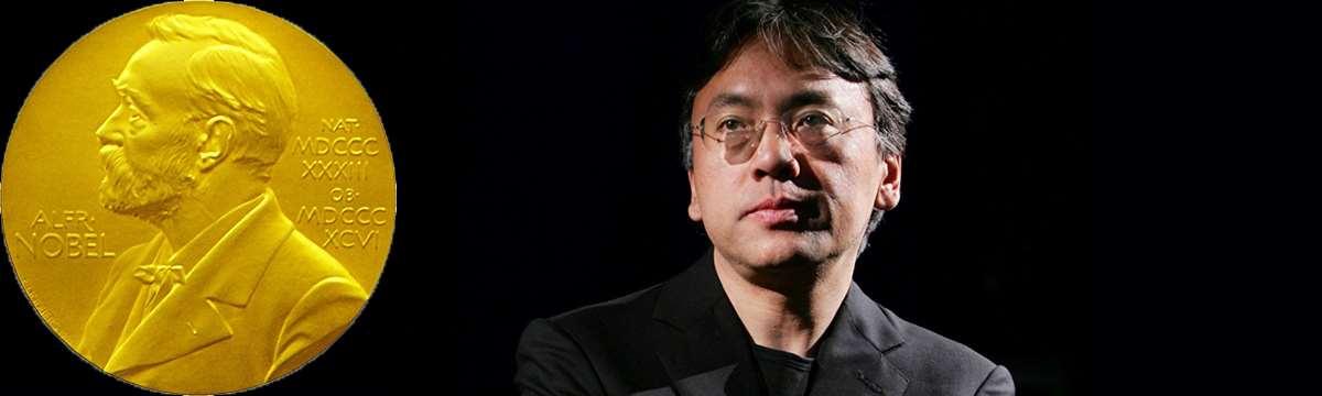 Kazuo Ishiguro nobelpriset i litteratur 2017