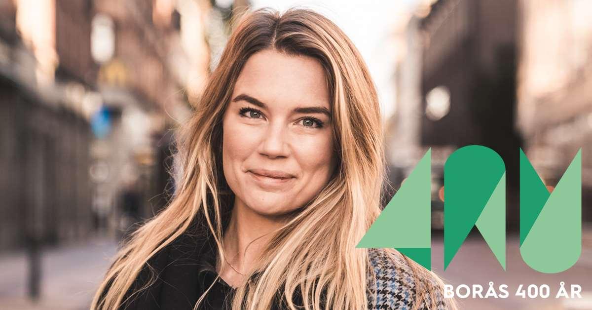 Läsprofil: Caroline Wallin, cityledare Borås City