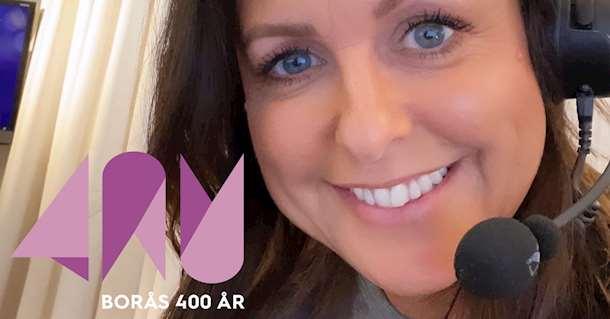 Läsprofil: Sarit Monastyrski, programledare Sveriges Radio P4 Sjuhärad