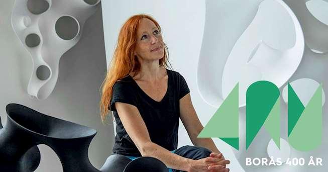 Läsprofil: Eva Hild, konstnär
